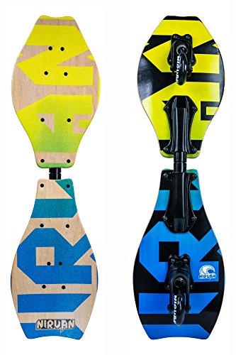 Nirvan Skateboard Liquide, LIQWAVE