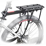 Best Bike Panniers - OUTERDO Bike Cargo Racks Bicycle Bike Alloy Rear Review