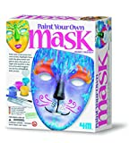 Best 4M Kid Art Supplies - 4M Paint Your Own Mask Kit Review