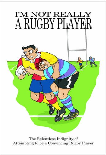 I'm Not Really a Rugby Player (Not Really Pastime) por Jake Adie