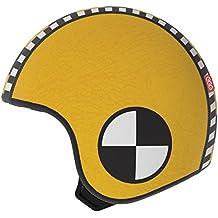 Huevo - Revestimiento A partir Casco Infantil, modelo de Sam, amarillo, tamaño M