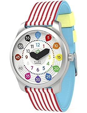 twistiti–Zeigt Kinder pädagogische Zahlen–Armband Marinière rot