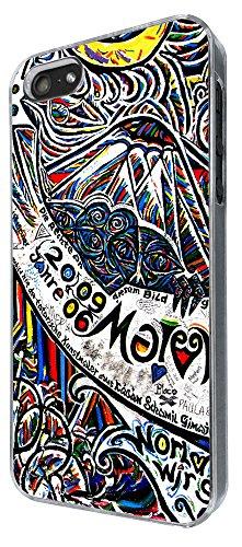 693 - Wall of Berlin berlin contemporary art Design iphone 4 4S Coque Fashion Trend Case Coque Protection Cover plastique et métal