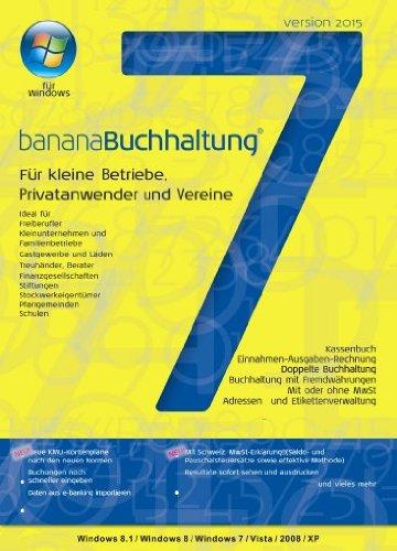 Banana Buchhaltung 7.0 - Version 2015
