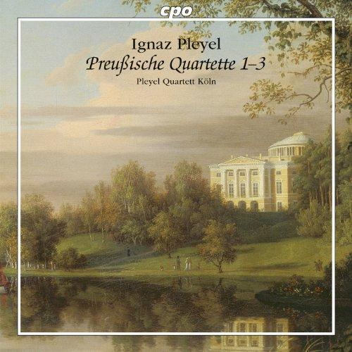 Pleyel: Preußische Quartette 1-3