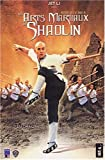 Les Arts martiaux de Shaolin - Edition Collector 2 DVD