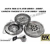 Kit de embrague + volante + cojinete hidráulico Luk KV0030 - 415042310 - 624336009 - 510009310