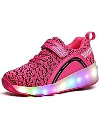 Amazon Es Luces Ruedas Patines Zapatos Y Complementos