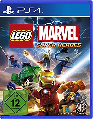 LEGO Marvel Super Heroes (Superhelden Spiele)