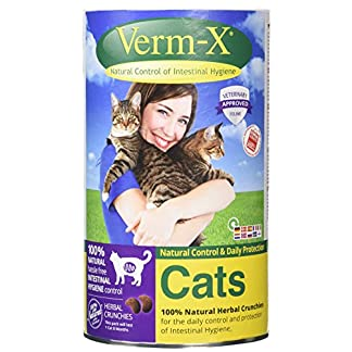 Verm-X Cat Treats 51iyMM8 lTL