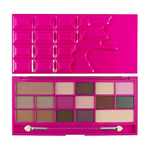 Makeup Revolution I Heart Makeup Lidschatten Palette - Chocolate Love