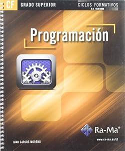 La presente obra está dirigida a los estudiantes del Ciclo Formativo de Grado Superior en Desarrollo de Aplicaciones Multimedia, en concreto al Módulo Profesional Programación.  Los contenidos incluidos en este libro ayudarán al alumno a entender y e...