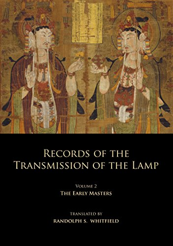 Records of the Transmission of the Lamp: Volume 2 (Books 4-9) The ...