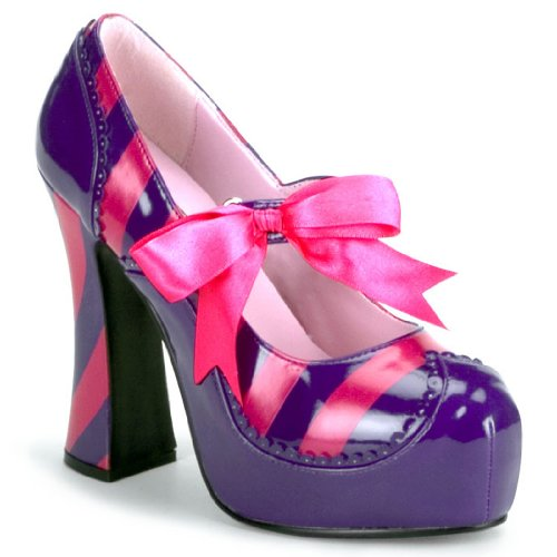 Plateau Pumps Funtasma 32 Violett Kitty Damen nqIqtwYAr