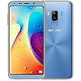BLUBOO® S8 4G Smartphone Android 7.0 5.7'' HD 18:9 Full Display, MTK6750 Octa Core, 3GB RAM 32GB ROM, 5.0MP + 13.0MP Kamera, Type-C, 3450mAh Batterie 4.4V