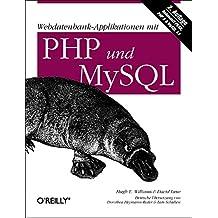 Webdatenbank-Applikationen mit PHP und MySQL