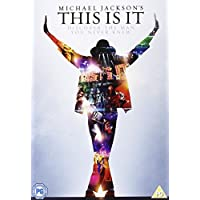 [UK-Import]Michael Jacksons This Is It DVD