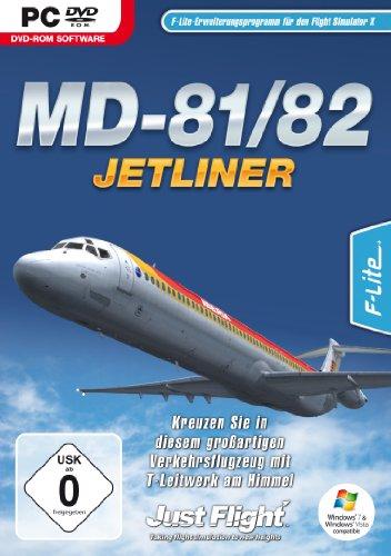 Flight Simulator X - MD 81/82 Jetliner -