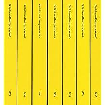 Reclams Universal-Bibliothek: Gedichte und Interpretationen: 7 Bände eingeschweißt