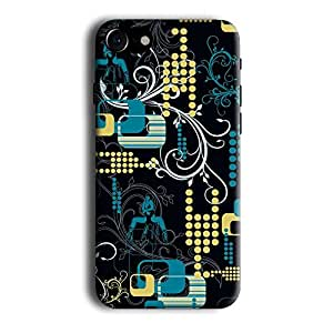NH 10 UV HD SERIES DESIGNER HARD SHELL PRINTED BACK COVER FOR APPLE IPHONE 7
