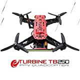ARRIS® TB-250 250 Racing Drone RC Racer Quadcopter Assembled BNF With Carrying Bag