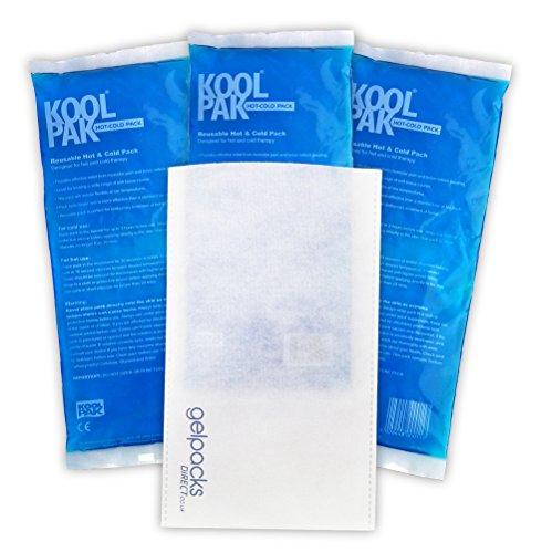 Koolpak-gelpacksdirect - confezione di gel e rivestimenti