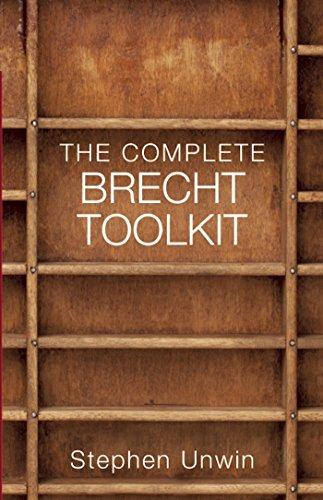 The Complete Brecht Toolkit por Stephen Unwin