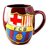 Barcelona FC Football Team Tea Tub Shaped Ceramic Mug