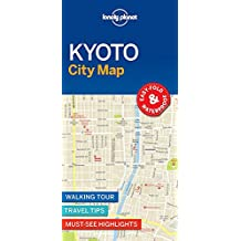Kyoto City Map (Lonely Planet City Map)