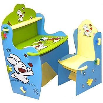 Wood O Plast Knock Down Kids Study Table Chair Set Amazon