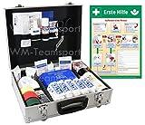 Sportbetreuerkoffer-Trainerkoffer -Paket 2-