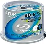 TDK Blu-ray Disc 50 Spindle - 25GB 4X...