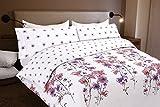 Funda nórdica Flores Algodón 100% (BLUMMEN, Para cama de 135x190/200 (Nórdico de 220))