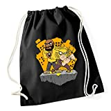 Street Heroes Gymsack Black Certified Freak