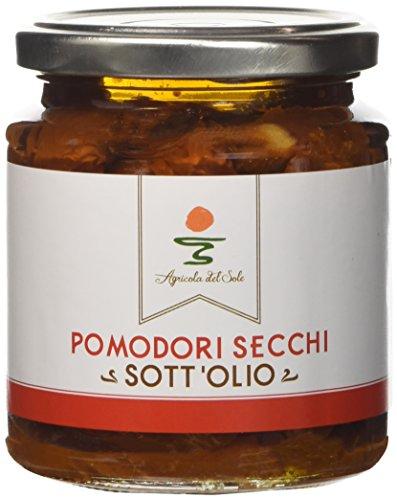 Agricola del Sole Pomodori Secchi in Olio d'Olivia- 280 gr
