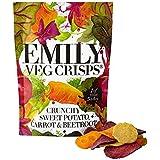 Patatas A La Inglesa Emily Verduras Crujientes Raíces Mixtas 23G