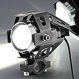 'imarsâ ¢ im-l2U5moto LED Headlight Hi/Low Beam Strobe Spot Light