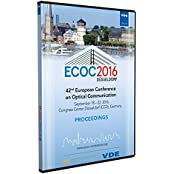 ECOC 2016, CD-ROM 42th European Conference on Optical Communication Proceedings, September 18 - 22, 2016, Düsseldorf, Germany