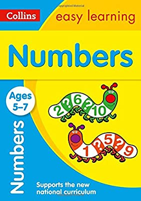 Numbers Ages 5-7: New Edition (Collins Easy Learning KS1) from Collins