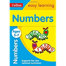 Numbers Ages 5-7 (Collins Easy Learning)