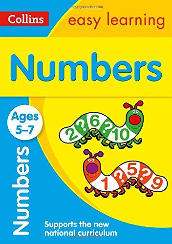 Numbers Ages 5-7: New Edition (Collins Easy Learning KS1)