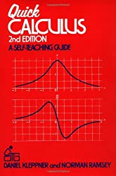 Quick Calculus: Short Manual of Self-instruction (Wiley Self-Teaching Guides)
