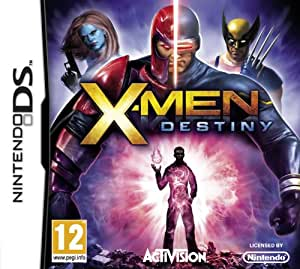 X-Men Destiny (Nintendo DS)