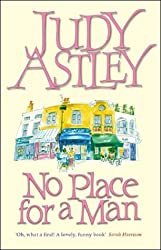 No Place For A Man by Judy Astley (2001-04-16)
