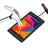 ECellStreet Tempered Glass Toughened Glass Screen Protector For Micromax Canvas P480 Tablet