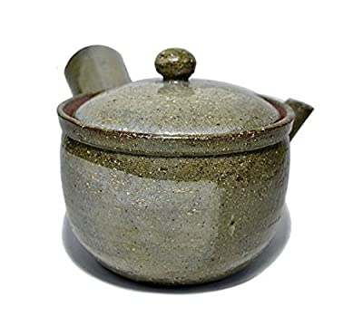 Shigaraki poterie G5–2708Kyusu Théière Tsuchi n'OTO Terre Couleur (japan import)