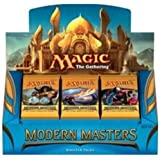 Magic the Gathering MTG: Modern Masters Booster Box (24 Booster Packs) by Wizards of the Coast