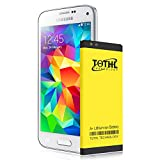 Galaxy S5 Battery | TQTHL 3200 mAh Li-Ion Replacement Battery for Samsung Galaxy