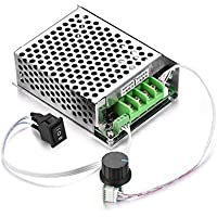 Doris Direct Regulador de Velocidad Reversible Interruptor Reversible de Velocidad CCM6Ds-B Regulador de Velocidad de Motor DC10V-50V 40A