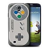 Stuff4 Hülle / Case für Samsung Galaxy S4/SIV / Super Nintendo Muster / Spielkonsolen Kollektion